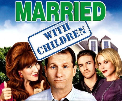 Married With Children TV Series