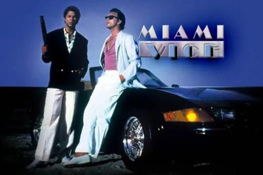 Miami Vice TV Series