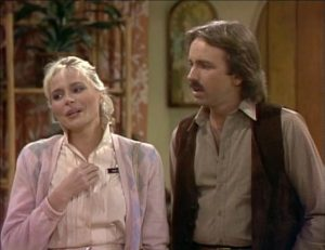 Three's Company Episode: Hair Today, Gone Tomorrow (Jack's fake mustache)