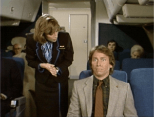Three's Company Episode: Cupid Works Overtime (Jack meets Vicky on flight)