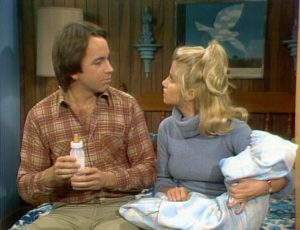 Three's Company Episode: The Babysitters