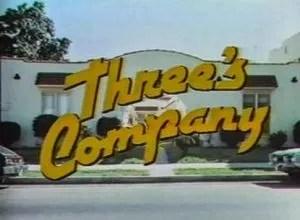 Three's Company pilot opening credits
