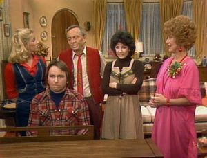 Three's Company Episode: Three's Christmas