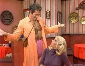 Three's Company Episode: Chrissy and the Guru (Rama Mageesh)