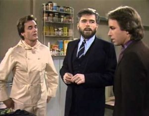 Three's Company Episode: Navy Blues (Rod McCary as Jack's conman friend)