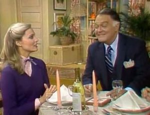 Three's Company Episode: Critic's Choice (Terri with Jason DeFarge)