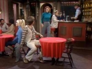 Three's Company Episode: Handcuffed (Chrissy and Jack)