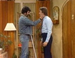 Three's Company Episode: Jack's Navy Pal (blind)