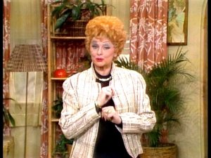 Three's Company episodes: Best of episode hosted by Lucille Ball