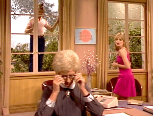 Three's Company episodes: Out on a Limb (Jack on ledge to retrieve letter to food critic)