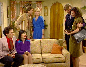 Three's Company episodes: The Odd Couples (Larry, Janet aka Pierre and Fifi the French married couple)