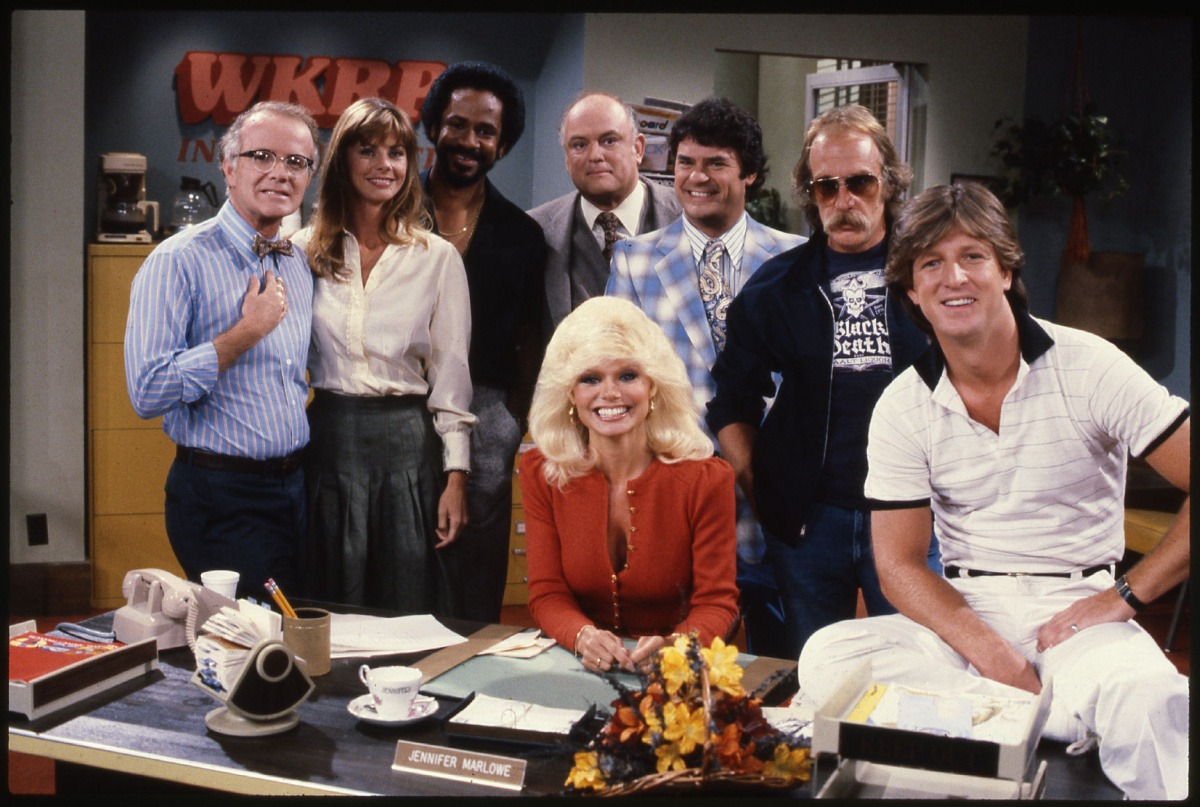 WKRP In Cincinnati's Andy Travis: A True Leader (Career Advice)