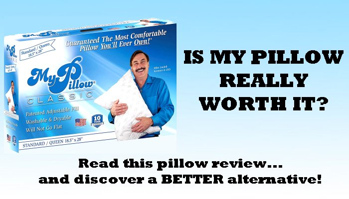 My Pillow Review