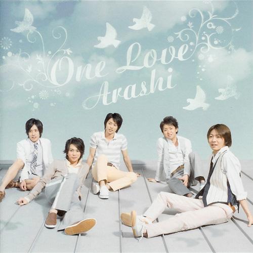 Arashi One Love J Storm CDDVD Vinylism