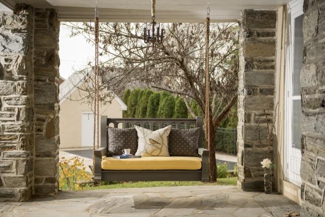 Fabric Porch Swing