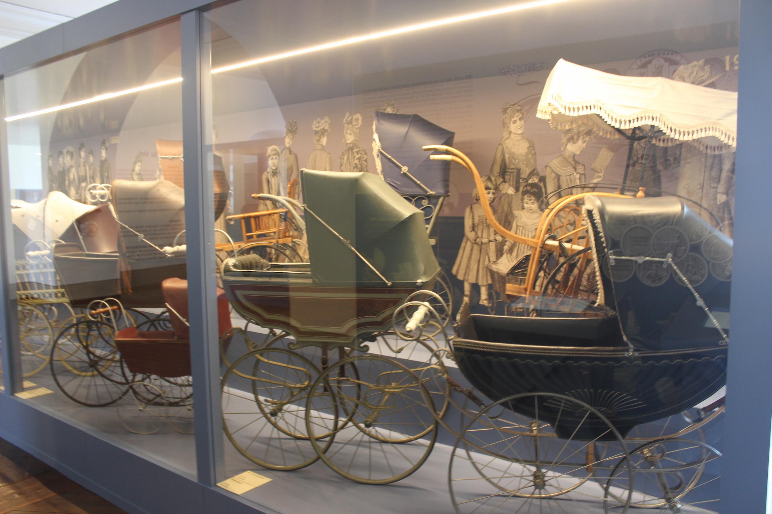 Nostalgie Kinderwagen  Nostalgie Kinderwagenverleih