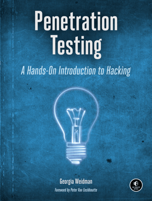 Penetration Testing  No Starch Press
