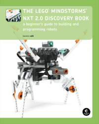 LEGO MINDSTORMS NXT 2.0 Discovery Book | No Starch Press