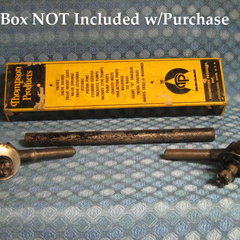 1939 40 41 42 Chevrolet NORS 3 Pc Tie Rod End Assembly (See Detailed Ad)