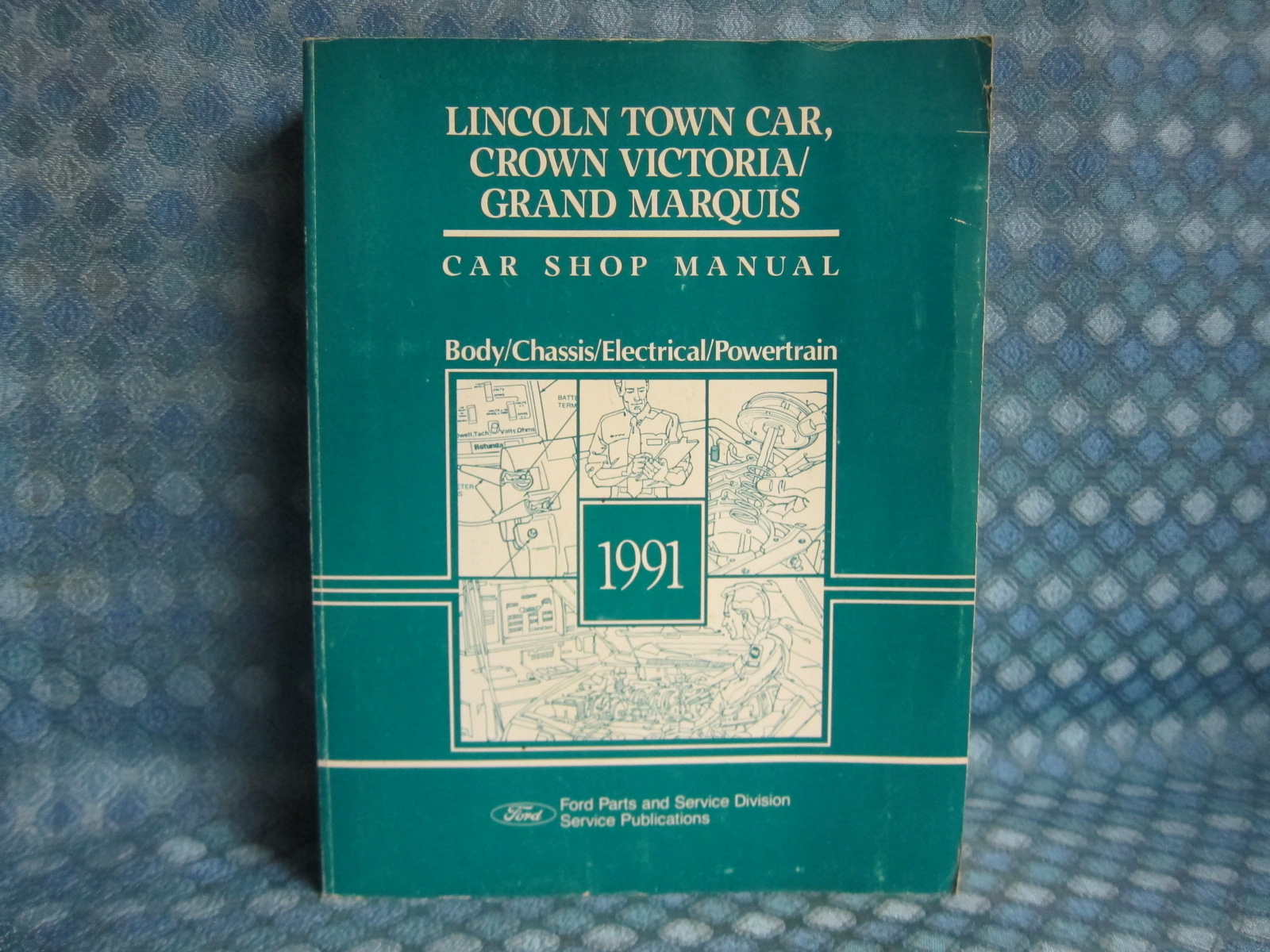 Ford Crown Victoria Body Parts Diagram Electrical Wiring Diagrams 1991 Lincoln Town Car Grand Marquis Original Front Suspension