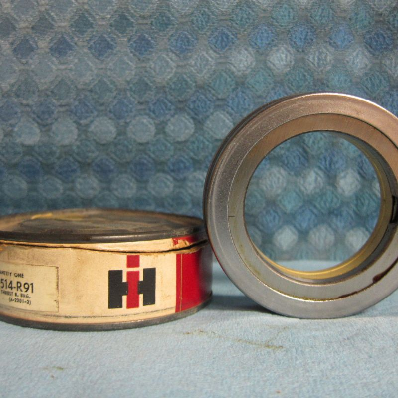 NOS International Harvester Thrust Bearing # 121514R91
