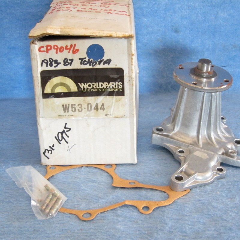 1983 1984 1985 1986 1987 Toyota Water Pump NORS
