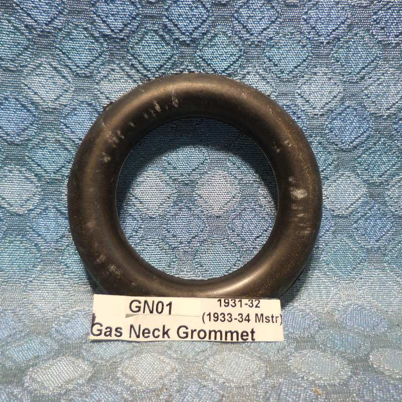 1931-32 Chevrolet Pass 1933 1934 Master NEW Rubber Gas Tank Neck Grommet