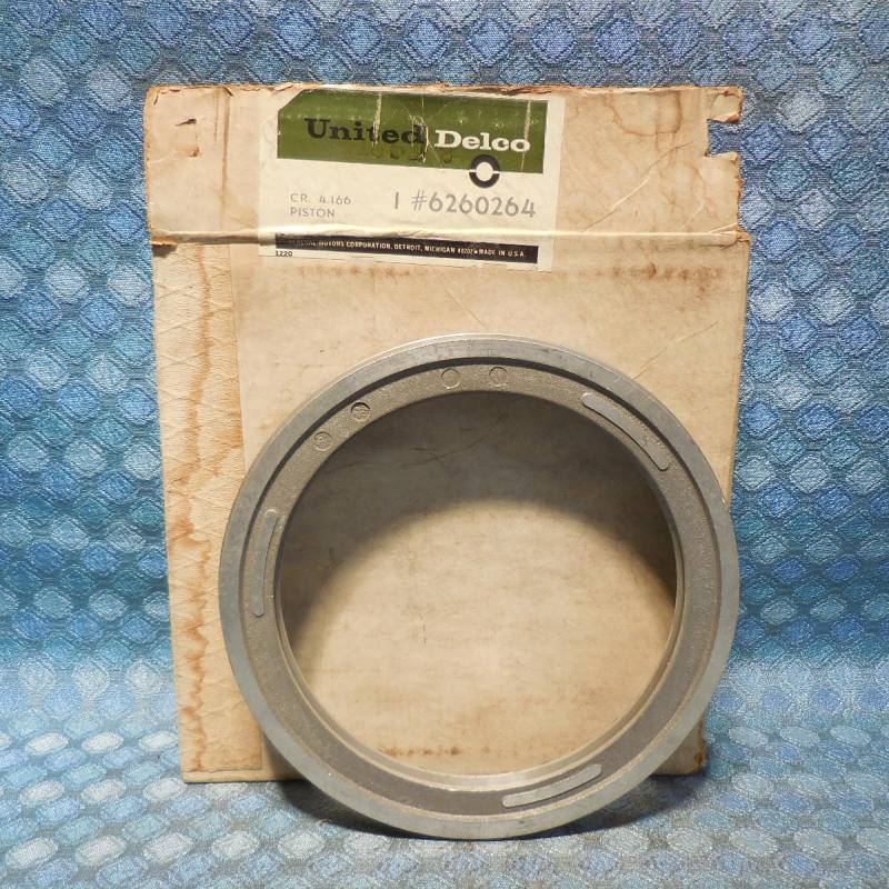 1969-1974 Chevrolet NOS T.H. 350 Transmission Clutch Piston 70 71 72 73 (See Ad)