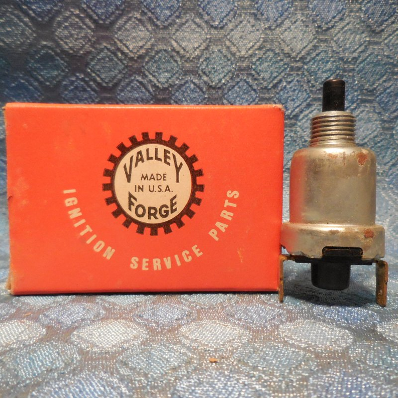 1956 Cadillac NORS Stop / Brake Light Switch # 1998145