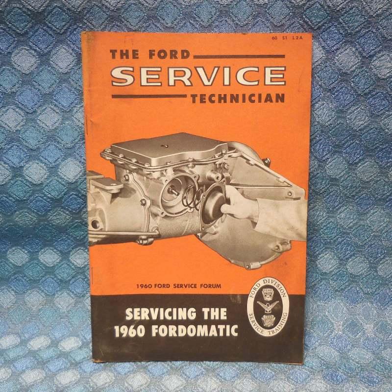 1968 Ford Lincoln Mercury Original Oem Service