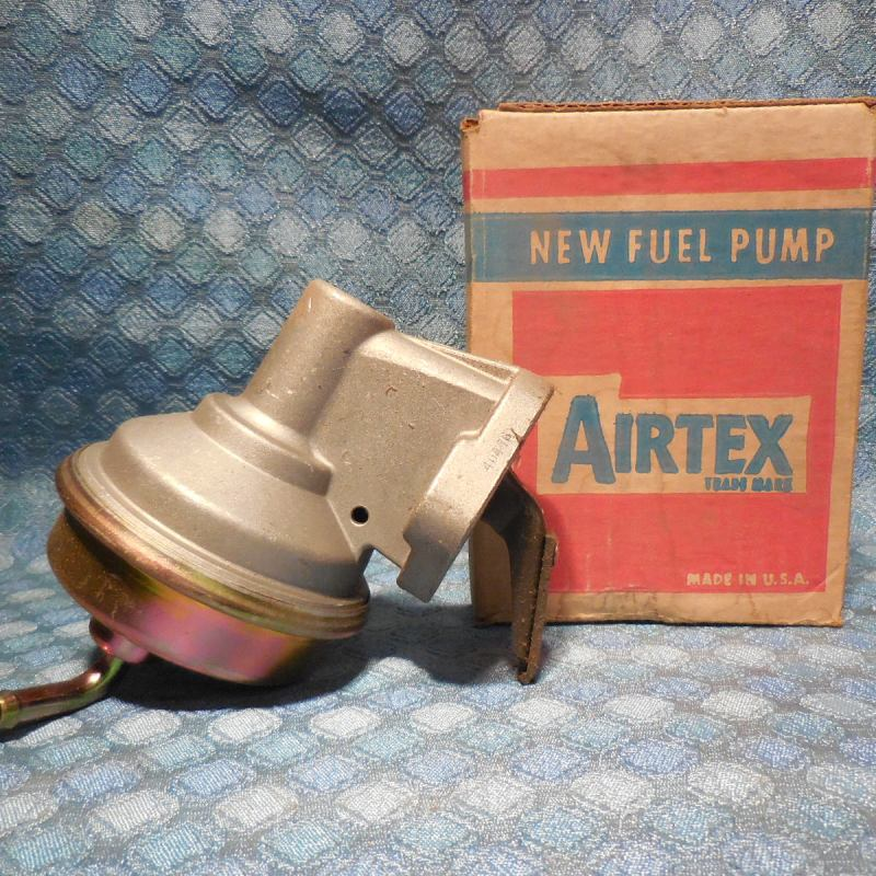 1966-74 Buick Chevy Pontiac GMC Oldsmobile Fuel Pump NORS 67 68 69 71 73 #40446