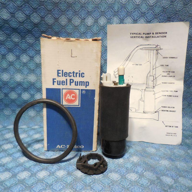 1988-1992 Buick Oldsmobile Pontiac Chevrolet NOS AC Electric Fuel Pump # EP207