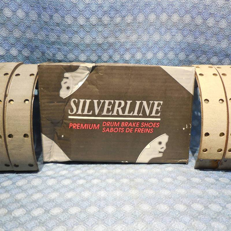 1971 72 Falcon Maverick Comet 6 Cyl NORS Rear Brake Shoes (See Detailed Ad)