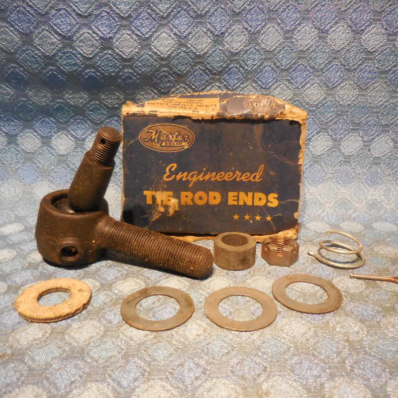 1937-1939 Chrysler DeSoto 1939 Dodge 7 Pass NORS LH Tie Rod End 1938 # ES61