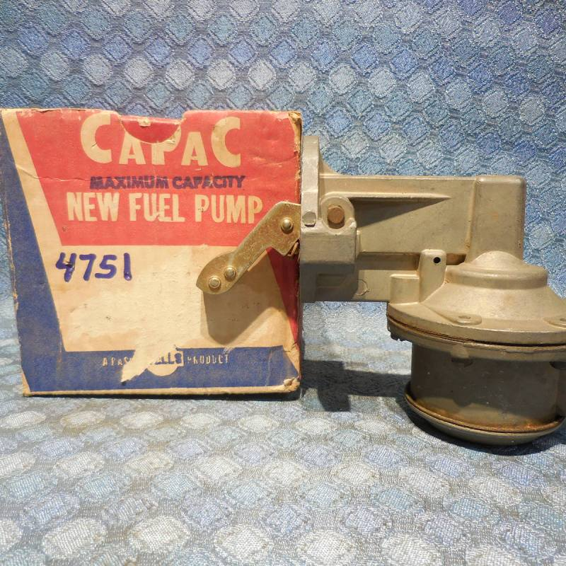 1957-1963 Chrysler DeSoto Dodge Plymouth NORS Fuel Pump V8  58 59 60 61 62 #4751