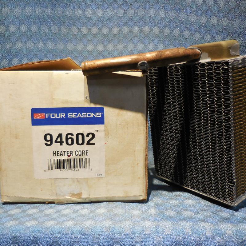 1981-1988 Tempo EXP Escort LN7 Topaz Lynx NORS Heater Core 83 84 85 86 87 #94602