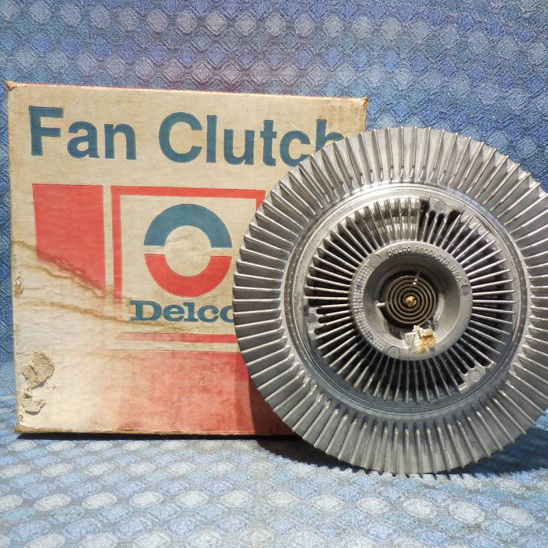 1993 GMC & Chevrolet G10-30, G15-35 Van NOS Delco Fan Clutch #22124521