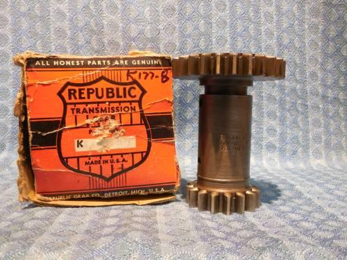 1932-40 Chevrolet Truck 4 Spd NORS Reverse Idler Gear 33 34 35 36 37 38 # K177-8