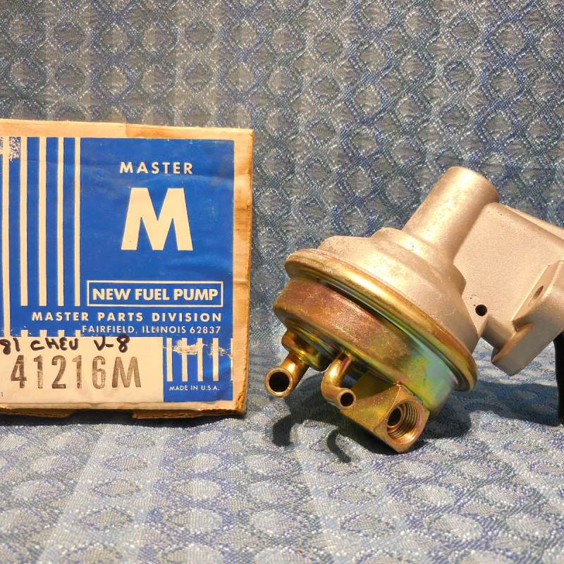 1972-1988 Chevrolet, GMC Truck NORS Fuel Pump # 41216 (SEE DETAILED AD)