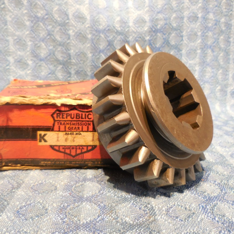 1931-1947 Chevrolet Truck NORS 3rd & 4th spd Trans Gear 33 35 37 39 41 # K177-16