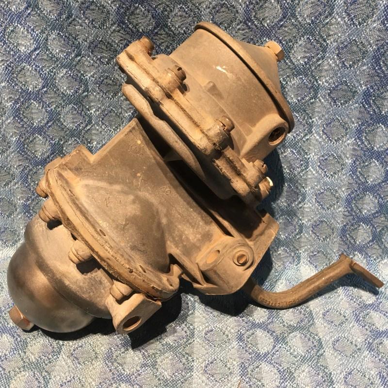 1939 Oldsmobile 1939-1946 Pontiac NORS Fuel / Vacuum Pump #515 (SEE DETAILED AD)