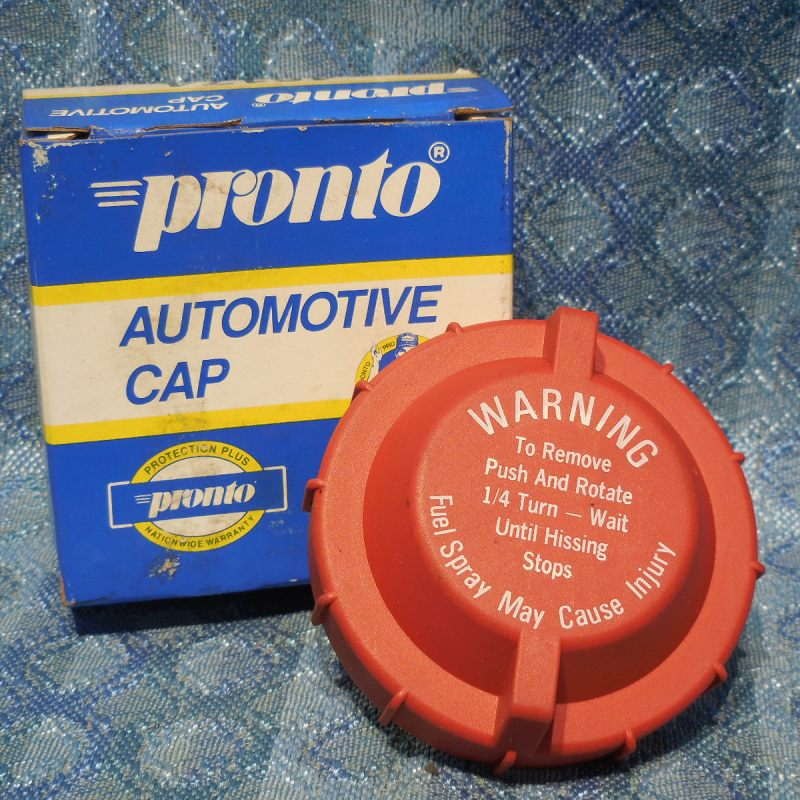 1980-1988 Ford F100-F350 & Econoline NORS Gas Cap 82 83 84 85 86 #46174 (SEE AD)