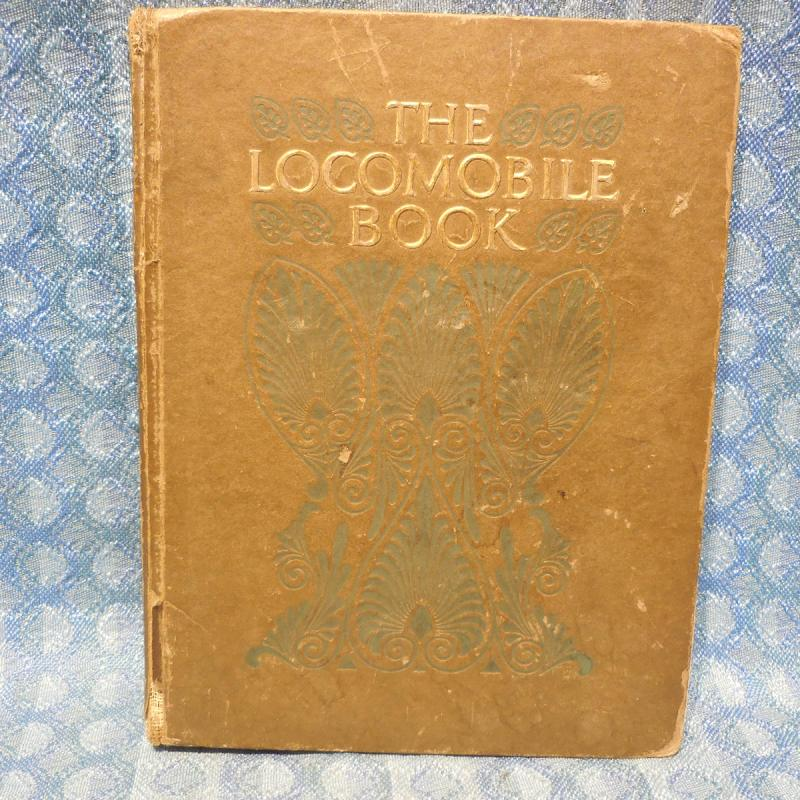 "1911 Locomobile Original Sales Book ""The car of 1911"" The 30 Type L, & 48 Type M"