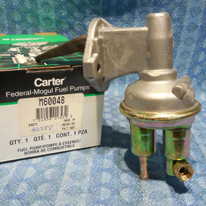 1983-1986 Ford Mercury 2.3L NORS Fuel Pump 1984 1985 #M60048 (SEE DETAILED AD)
