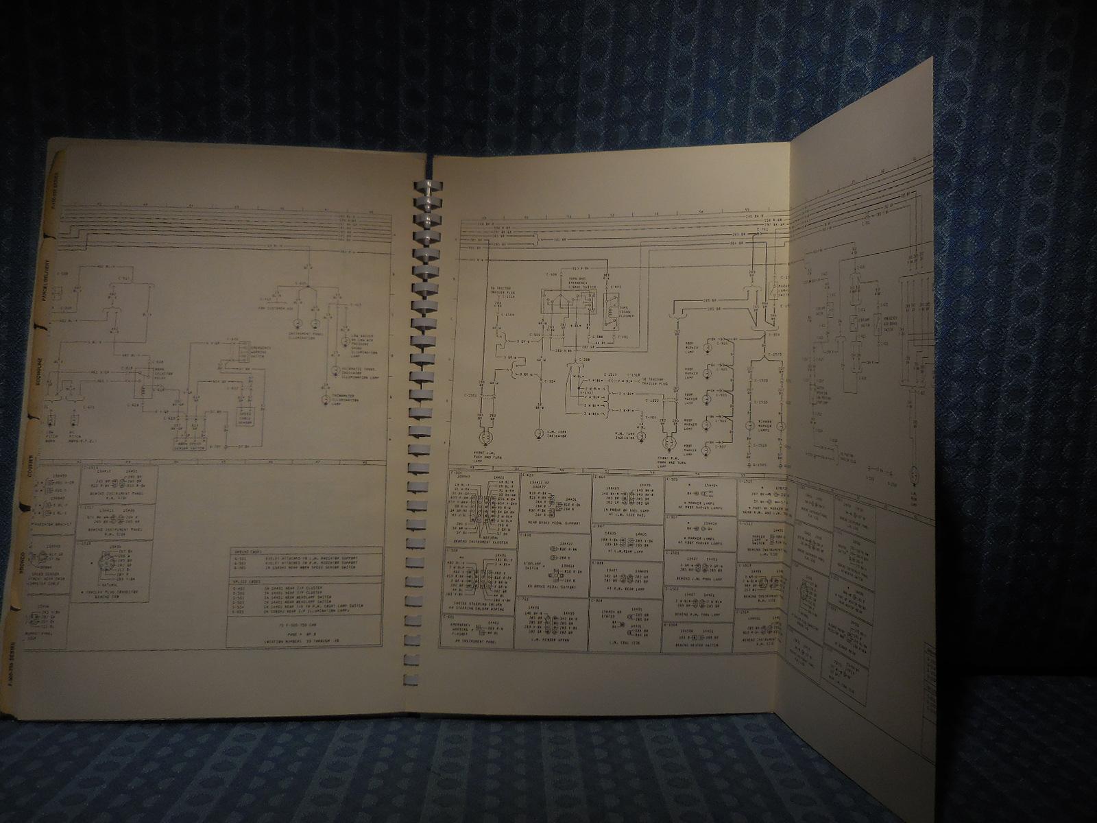 1975 f250 wiring diagram 1975 ford truck oem wiring diagrams bronco  pickup  courier  1975 ford truck oem wiring diagrams