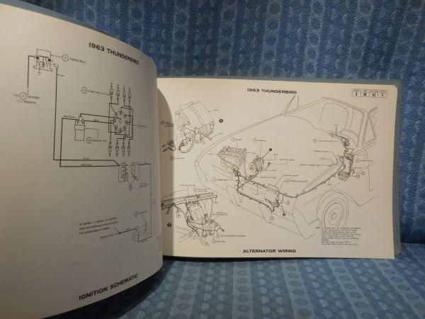 1963 ford alternator wiring diagram electrical wiring diagrams