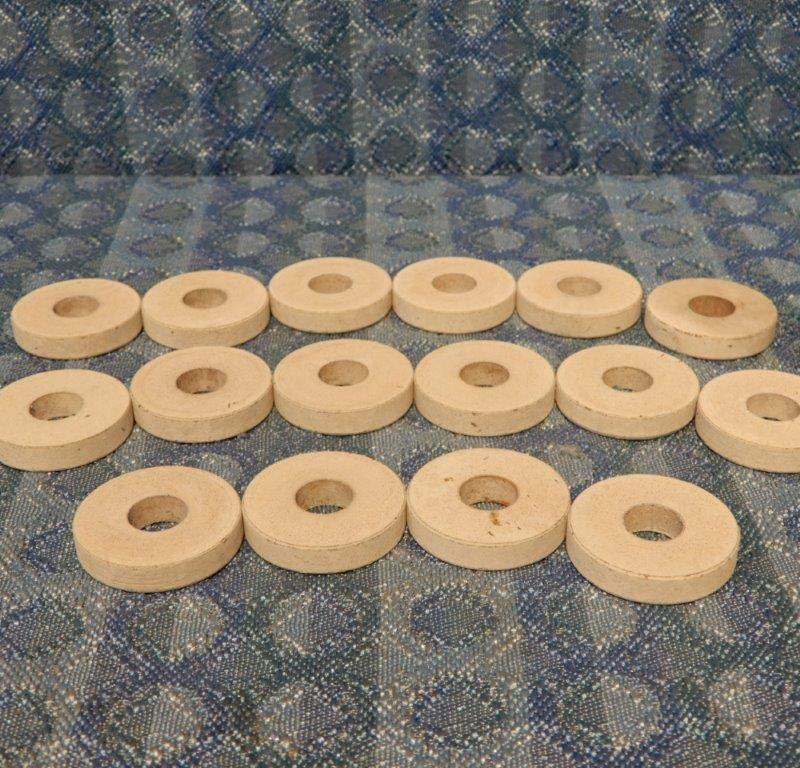 1928-1931 Ford Model A New 16 Piece Set of Brake Rollers 1929 1930 #A-2023