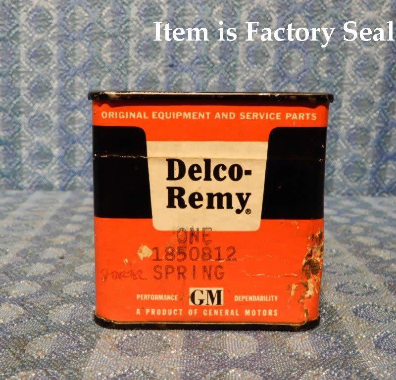 1941-1955 Case S Series & John Deere Model D NOS Delco Starter Spring #1850812