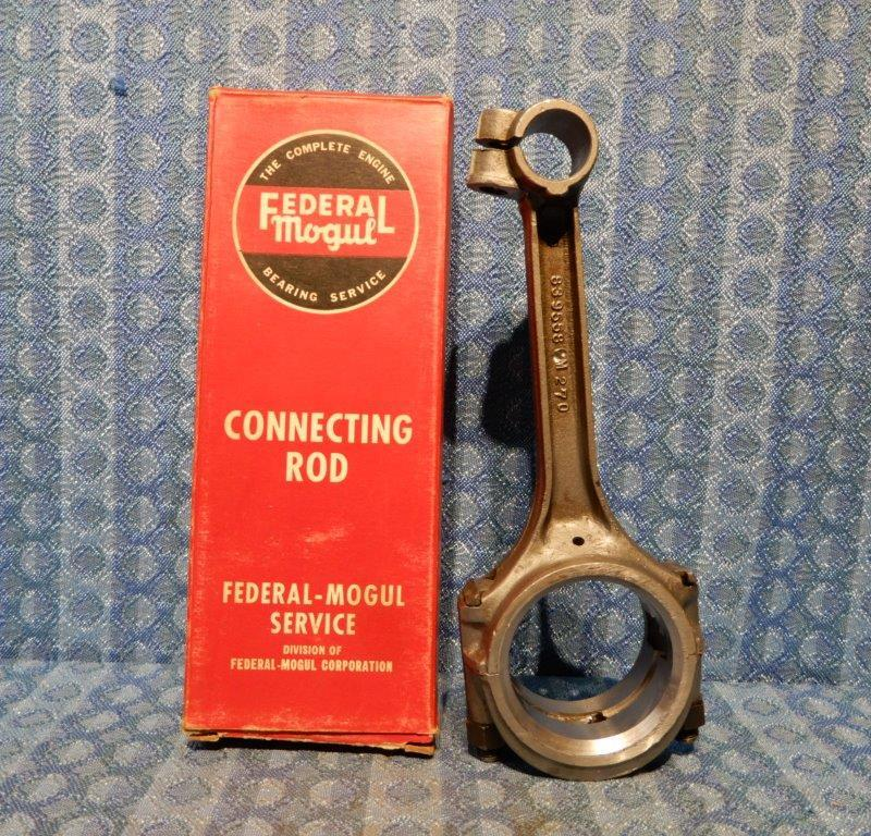 1937-1947 Chevrolet NORS Babbitted Connecting Rod .060 Undersize 38 39 40 41 46