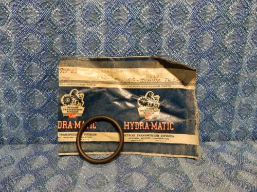 1961-1963 Pontiac Hydra-Matic NOS Strainer to Case Seal 1962 #8619836 (SEE AD)